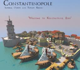 [1.10]- Constantinopole Imperial North and Topkapi Minecraft Map & Project