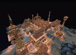 My next city -> city VII !!  V2 Minecraft Map & Project