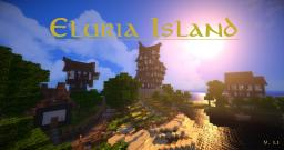 Lonely Medieval Island: Eluria Island Minecraft Map & Project