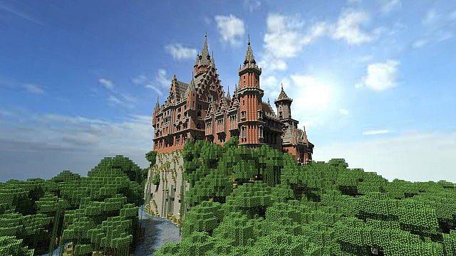 Minecraft World Of Warcraft Buildings Schematics