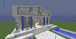 Greek Temple [Without decoration] Minecraft Map & Project