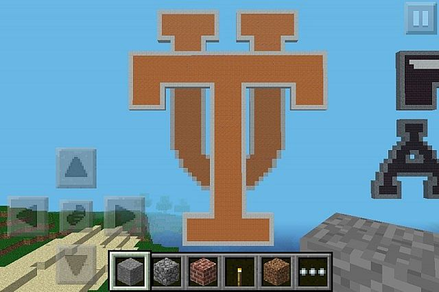 Texas Longhorns Pixel Art