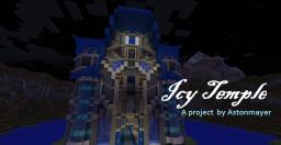 Icy Temple Minecraft Map & Project