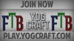 TPM Gaming • YogCraft • No Banned Items* • Factions • PVP • 24/7 • YogCraft Server Minecraft Server