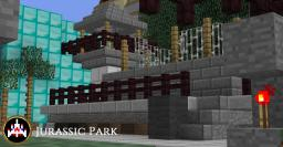 Jurassic Park The Ride Minecraft Map & Project