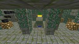 Underground Temple Minecraft Project