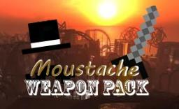 [1.5.1] Moustache Weapon Pack 1.4.1 [ModLoader] Minecraft Mod