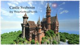 Castle Svebosin Minecraft Project