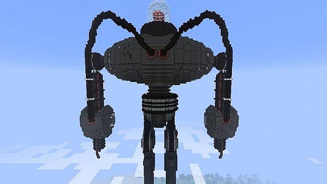 100+ Giant Robot Minecraft Mod – yasminroohi