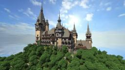 Vitruvian Castle (Vitruvian City) Minecraft Map & Project