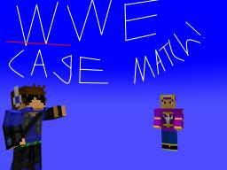 WWE Cage match! Minecraft Project