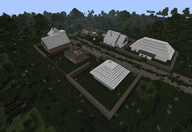 Скачать Карту для Minecraft Pe Чернобыль
