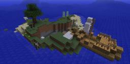 Survivor Island Minecraft Project
