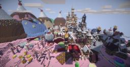 Candy Land: Candonia Minecraft Project