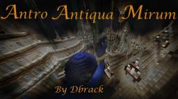 Antro Antiqua Mirum- Cavern of ancient wonder Minecraft Map & Project