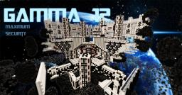 Gamma 12: Maximum Security Minecraft Map & Project