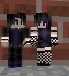 Gotic + Gotica + Their story Minecraft Blog Post