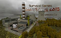 Chernobyl 2015 [Survival Games map] Minecraft Project