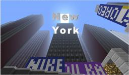 New York Minecraft Project