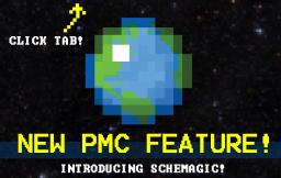 Introducing: PMC Schemagic! Minecraft Map & Project
