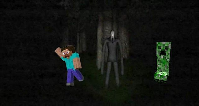 The original slenderman game (with download link) youtube.