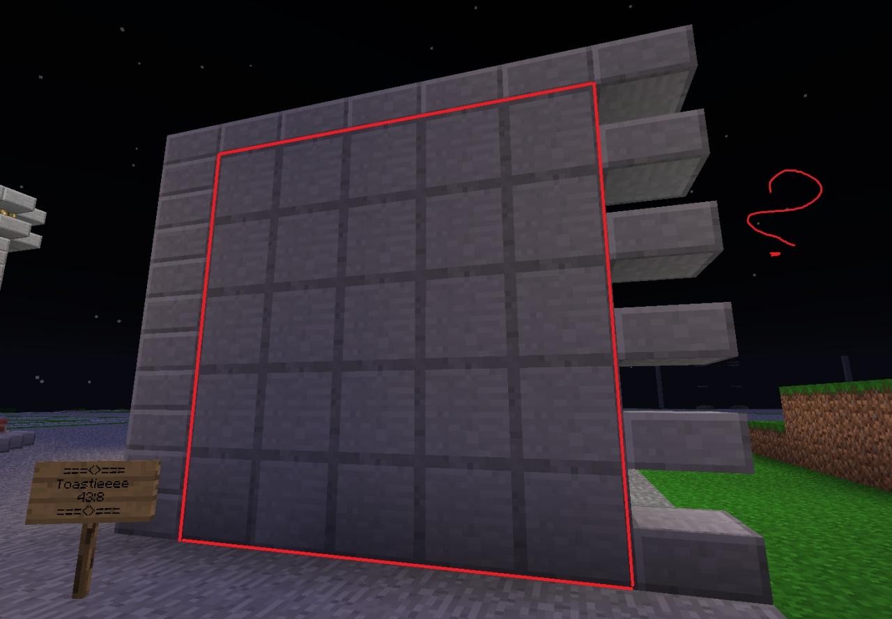 how to get clean stone slab block