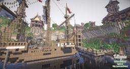 Project Utopia Minecraft Map & Project