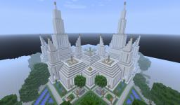 San Diego LDS Temple Minecraft Map & Project