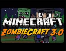 ZombieCraft3 Custom map 1[20sub spec] Minecraft Map & Project