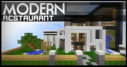 [Modern] Luxury Restaurant Minecraft Project