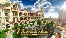 "[1.5.1] ""Montazah Palace"" (with 3D cinematic) Minecraft"
