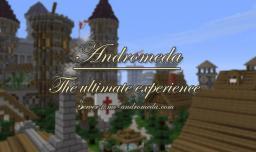 Andromeda [24/7] [Survival] [Iconomy] [MCMMO] [FUN] Minecraft Server