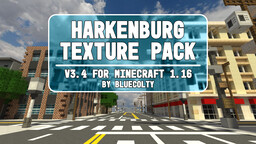 Harkenburg City Texture Pack [16x] MC 1.16 Minecraft Texture Pack