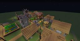 Mini city by RedstoneGyerek Minecraft Map & Project