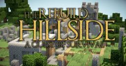 Rebuild Hillside Minecraft Map & Project