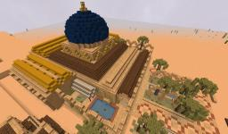 Arab Baths / Roman Thermae (Arabian / Desert City Project) Minecraft Map & Project