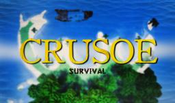 CRUSOE - Survival [1.7+] Minecraft Map & Project