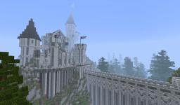 Hill Castle Minecraft Project