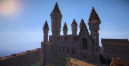 Ardale Castle Minecraft Project