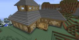 random house Minecraft Map & Project