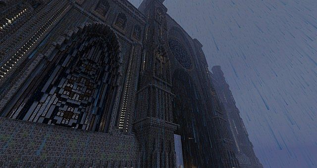 The Catherdral - thanks to Epic Cathedral by GNRfrancis