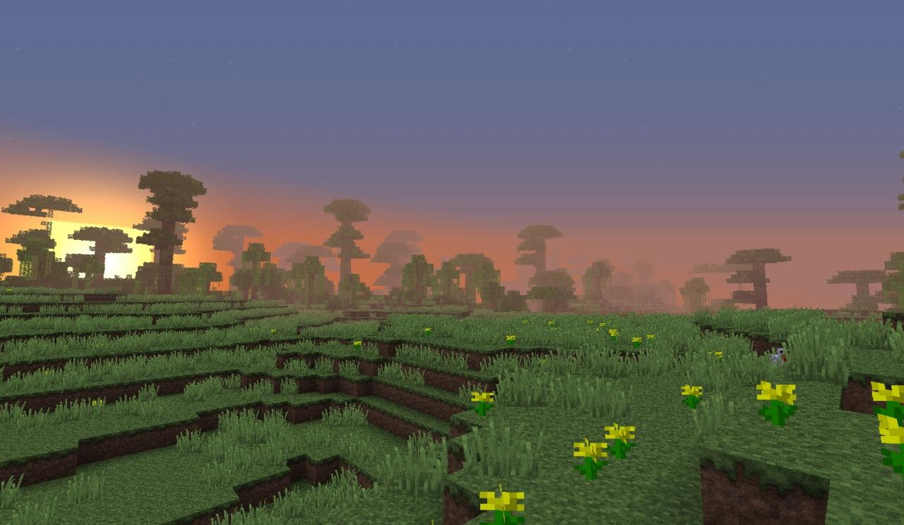 Minecraft Background | Jungle