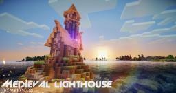 Medieval lighthouse | By Mrjrbacon Minecraft Map & Project