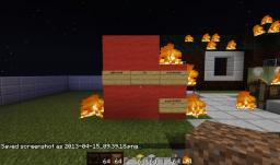 nuke town zombies Minecraft Map & Project