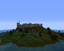 Fortress Minecraft Map & Project