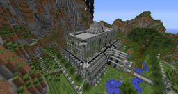 Jail and Ruins Minecraft