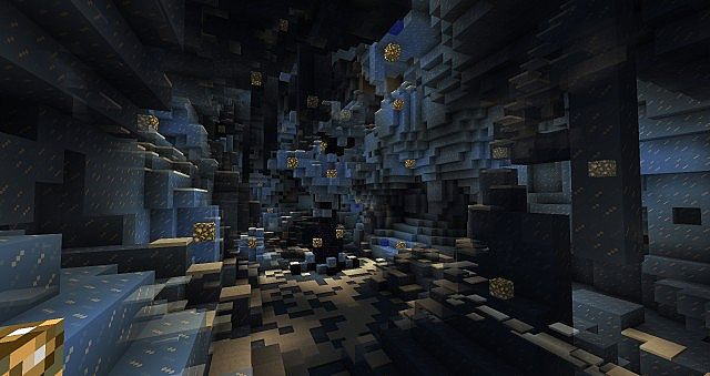 How The House Building In Cave