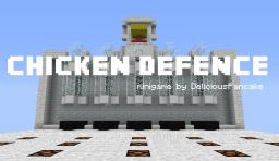 Chicken Defence - Minigame Minecraft Project