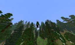 The Great Outdoors Minecraft Map & Project