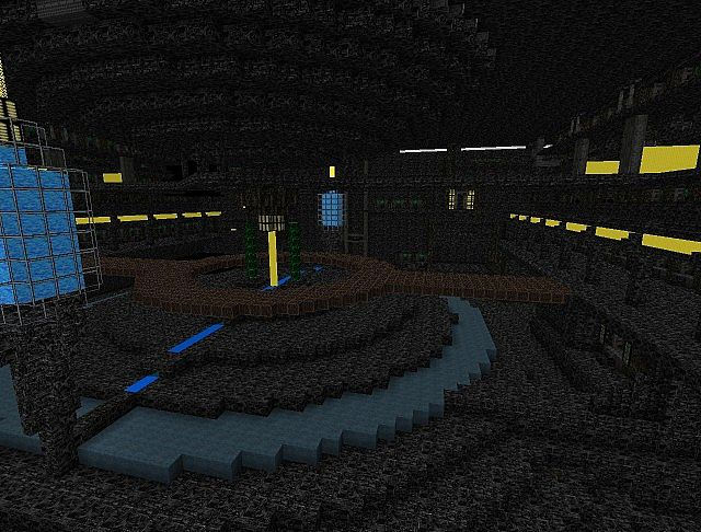 Star Trek Starbase Ships With Inside Minecraft Project